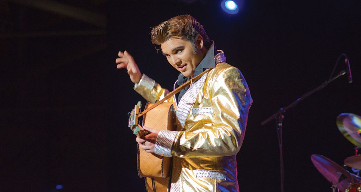Elvis Fanatics Follow Fun To Tupelo